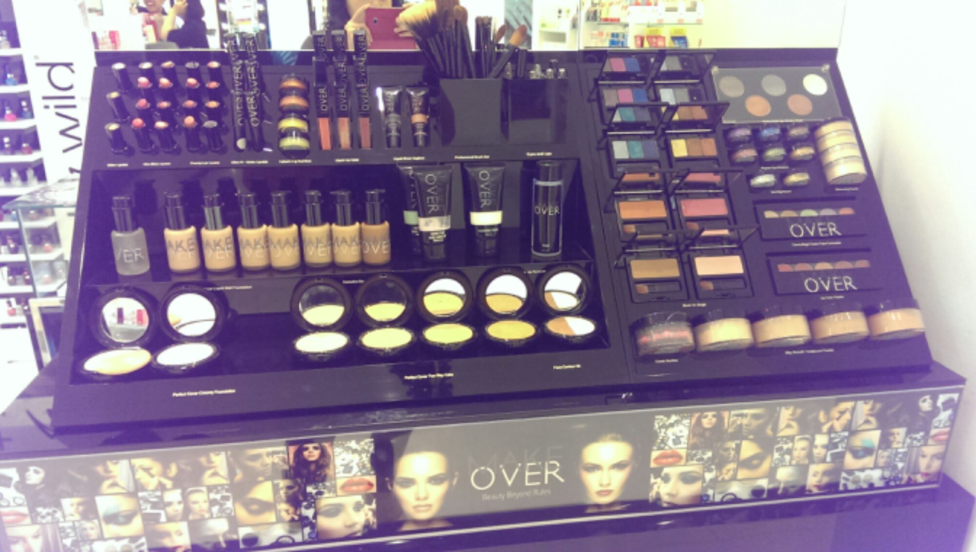 Make Over Cosmetic For Seserahan