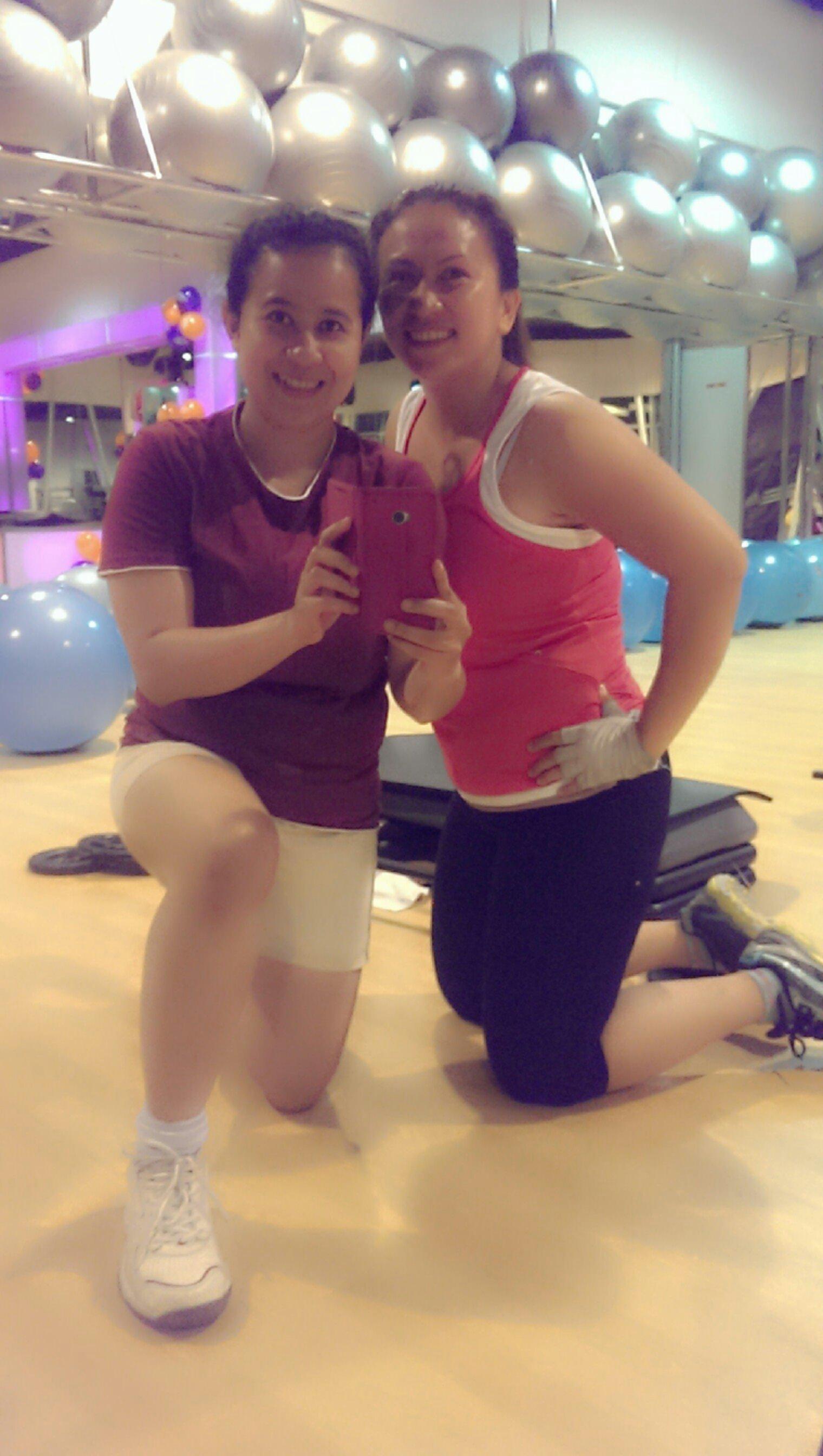Celebrity fitness gandaria city