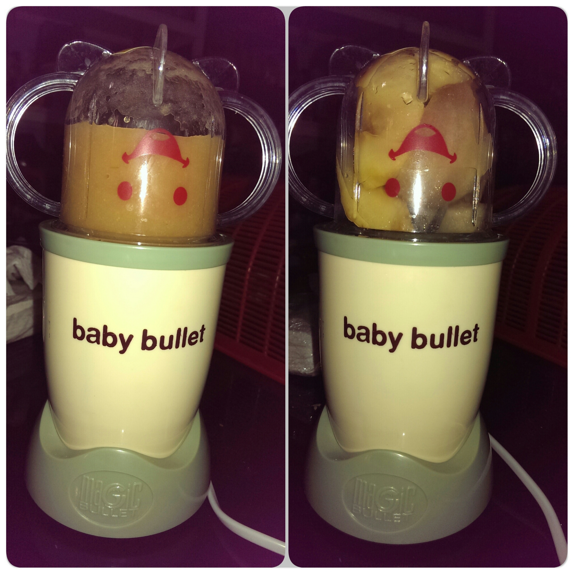 Review Baby Bullet Food Processor Etta Naeni